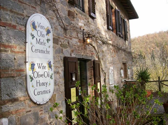 Der Klosterverkauf am Badio a Cultibono