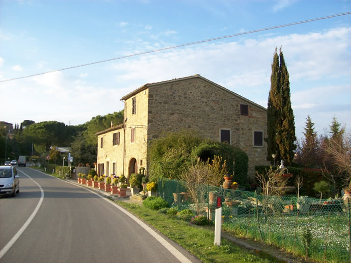 Toscana wie aus dem Bilderbuch