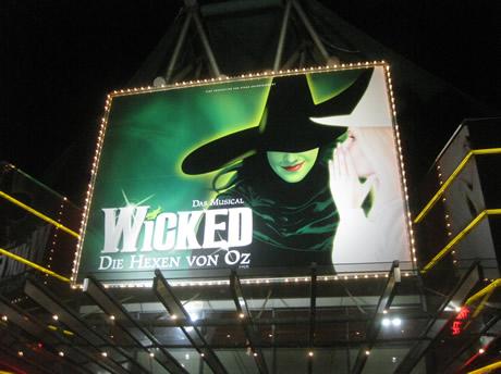 Das Musical Wicked - Die Hexen von Oz