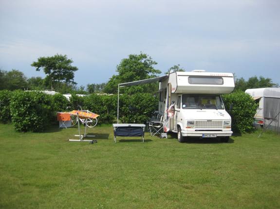 Campingtag auf Fanö