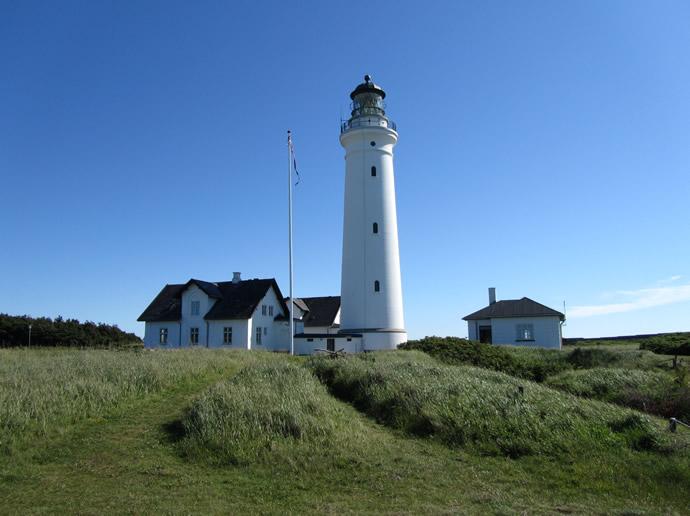 Der Leuchtturm von Hirtshals
