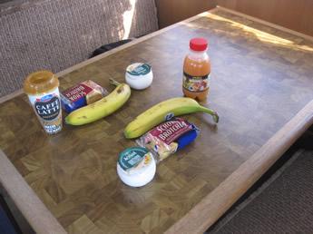 Unser Frühstück ;-)