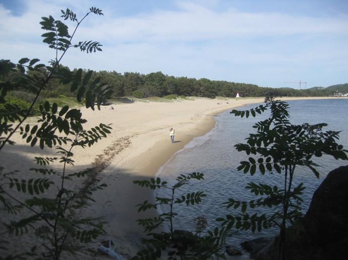 Strand bei Sjosanden / Mandal