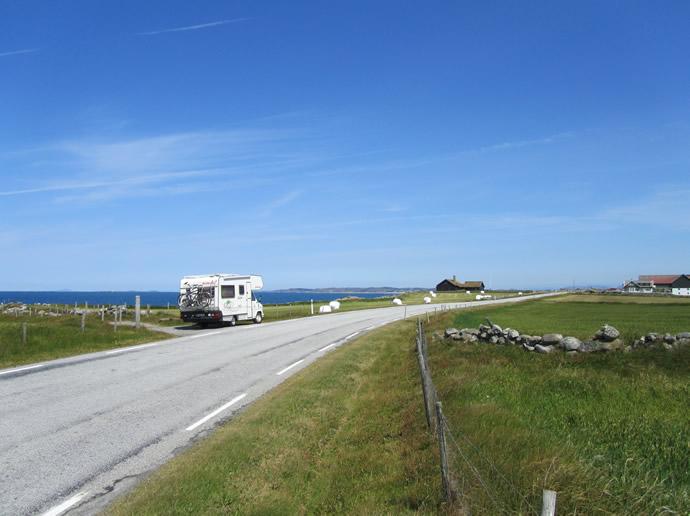 Mit dem Wohnmobil in Südnorwegen unterwegs