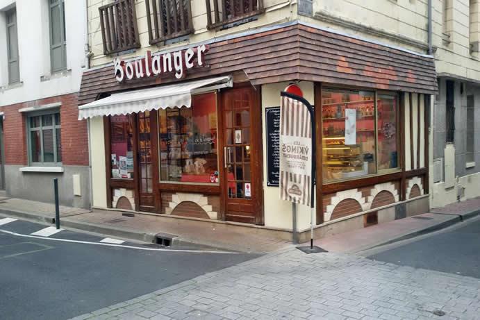 französische Boulangerie