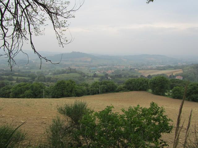 Blick ins Hinterland von der SP 44 aus