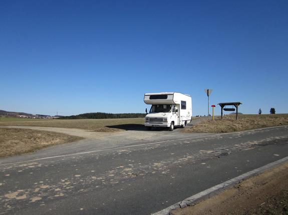 Unser Wohnmobil, fit für die Saison 2011!