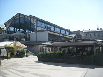 Markthallen von Pula