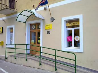 Postamt-Kroatien