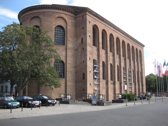 Die Basilika von Trier