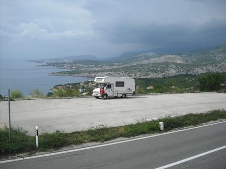 Mit dem Wohnmobil unterwegs in Kroatien