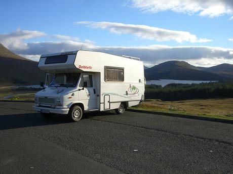 Schottland mit dem Wohnmobil