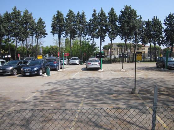 Kein Mietwagen von Hertz am Flughafen Rimini
