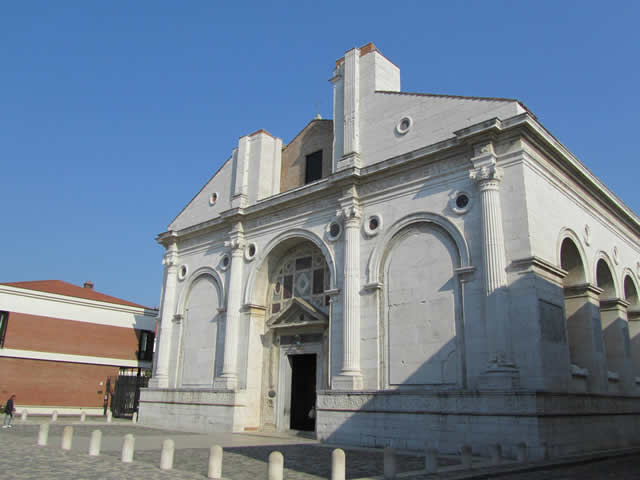Tempio Malatestiano in Rimini