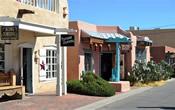 Altstadt in Albuquerque